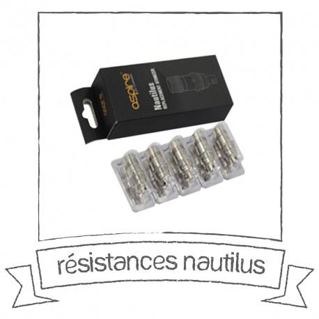 Résistances Nautilus