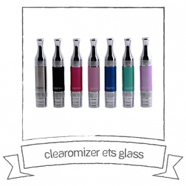 Clearomizer ET-S Glass