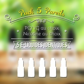 Pack 5 Pareils