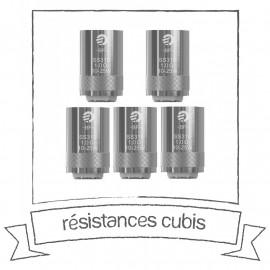 Résistances Cubis Tank