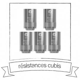 Résistances Cubis Tank et AIO
