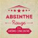 Arôme Cirkus Absinthe Rouge