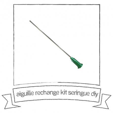 AIGUILLE DE RECHANGE POUR KIT SERINGUE