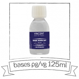 Base PG/VG 125 ml