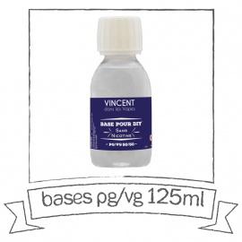 Base PG/VG 125 ml