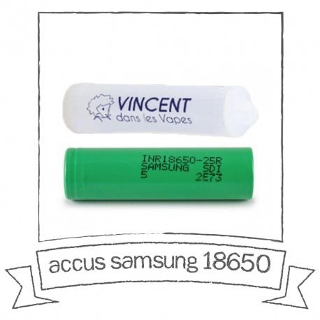 Accu samsung 18650 - 2500 mAh 20A