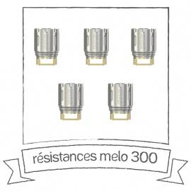 Résistances melo 300 eleaf