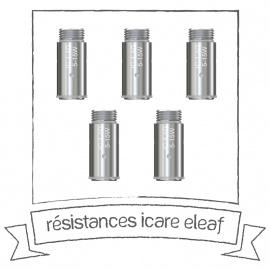 Résistances Icare Eleaf