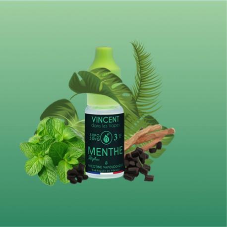 E-liquide Menthe Réglisse