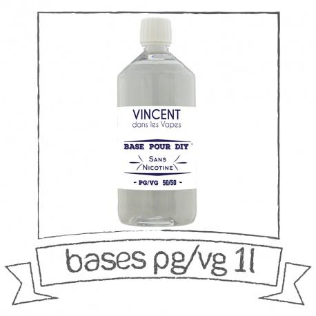 Base 1L sans nicotine