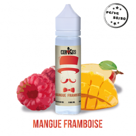 Mangue Framboise - Edition 50ml