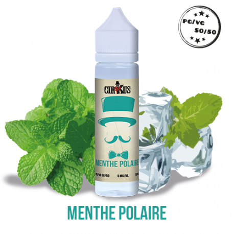 Menthe Polaire - Edition 50ml