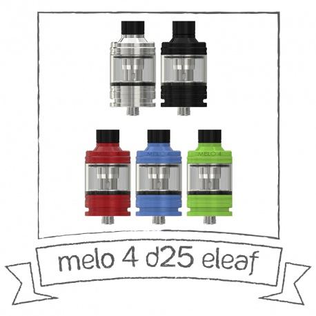 MELO 4 D25 Eleaf