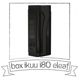 Box Ikuu i80 Eleaf