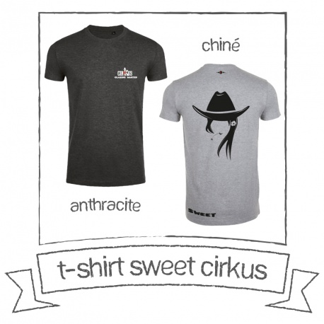 T-shirt Sweet - Classic Wanted