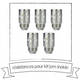 Résistances pour Kit Jem - Innokin