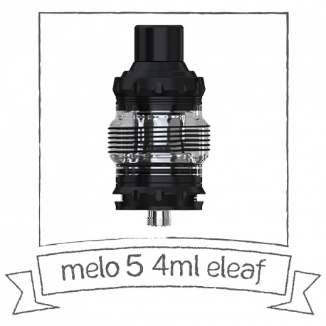 Melo 5 4ml Eleaf