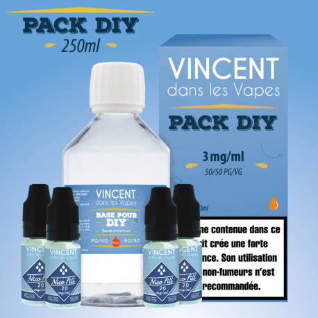 Pack Diy 250ml