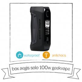 Box Aegis solo 100W Geekvape