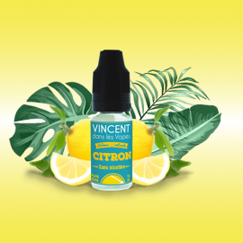 E-liquide Citron