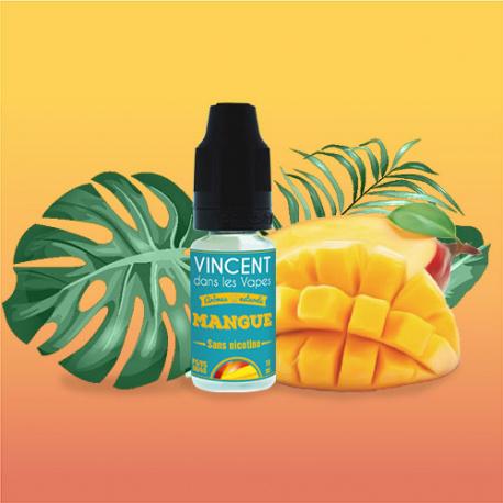 E-liquide Mangue
