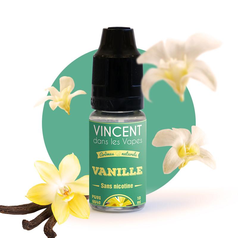 E-liquide Vanille