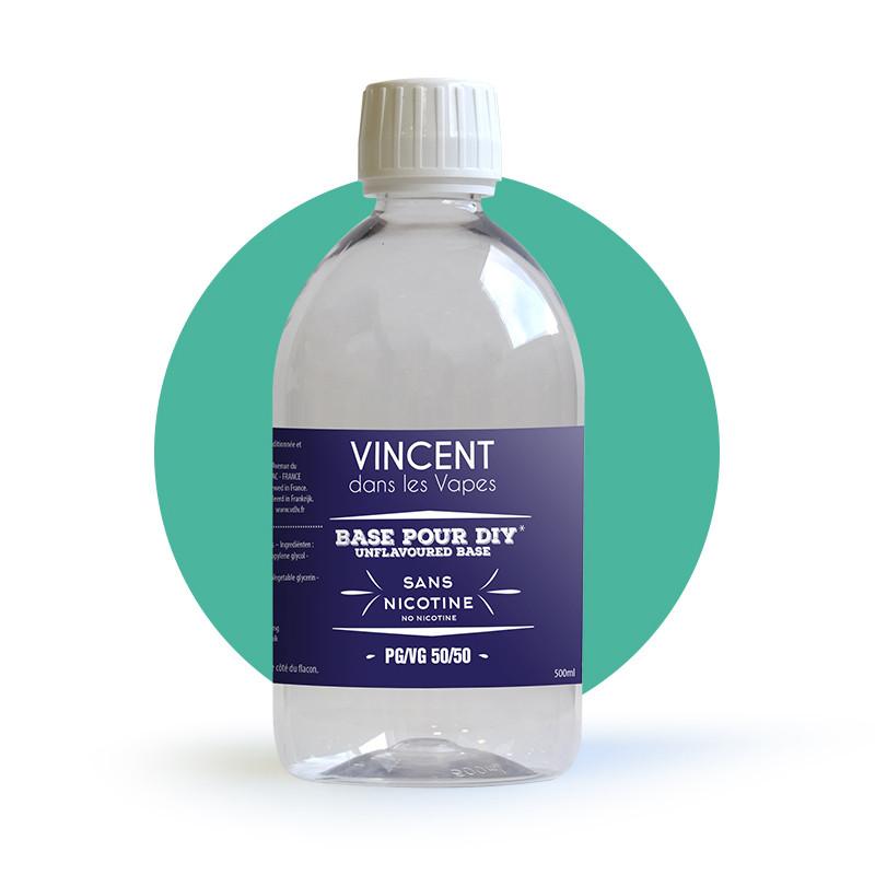 Base PG/VG 500 ml