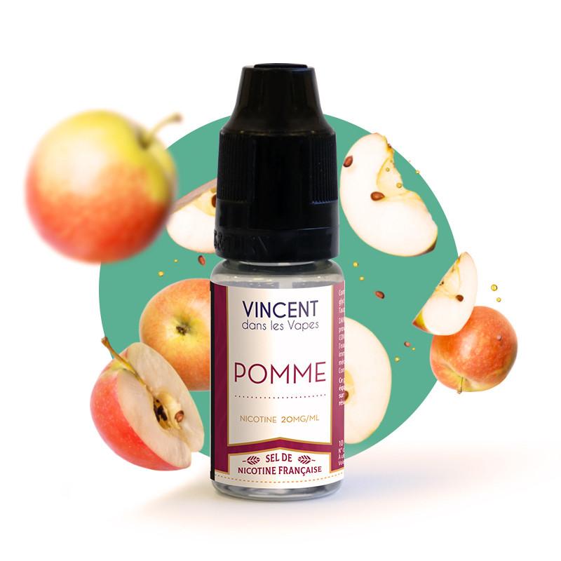 Pomme sels de nicotine Vincent