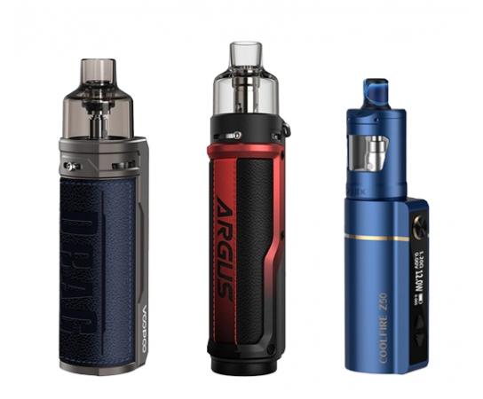 Tous nos accessoires pour votre cigarette électronique