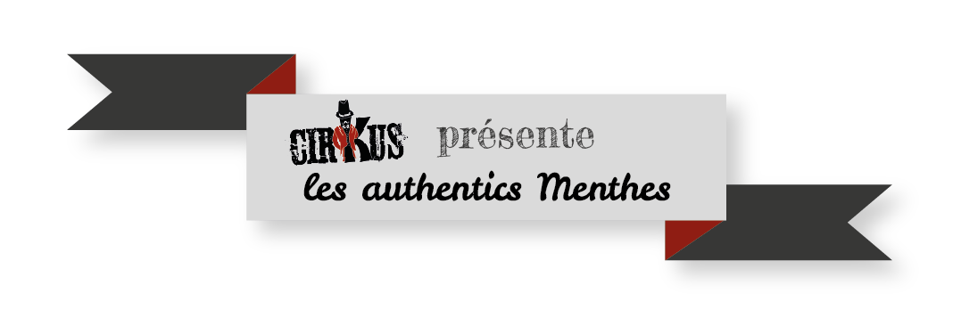 Cirkus Authentic Menthes