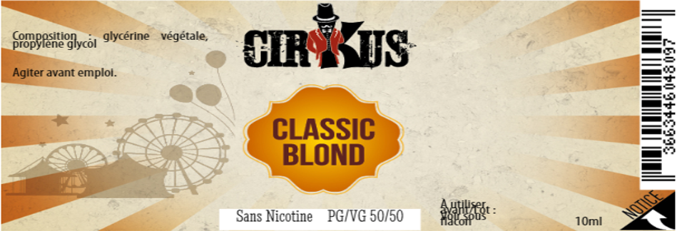 classic blond 0