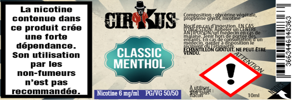 classic menthol 6