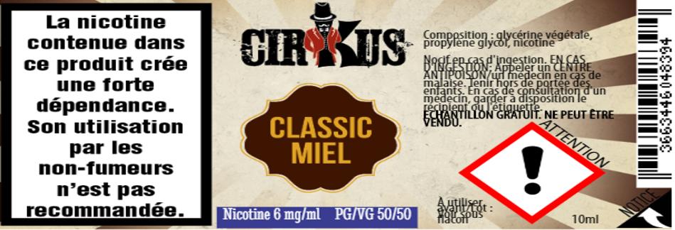 classic miel 6