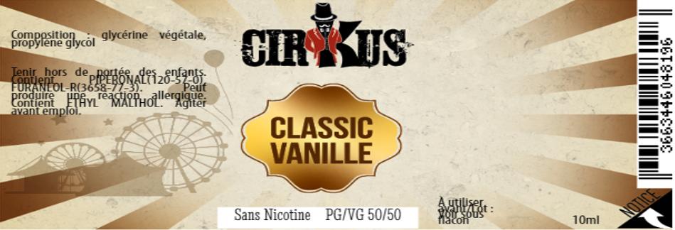 classic vanille 0