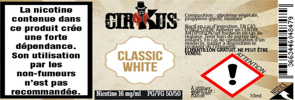 classic white 16