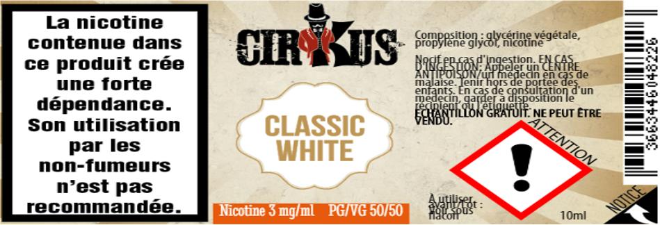 classic white 3