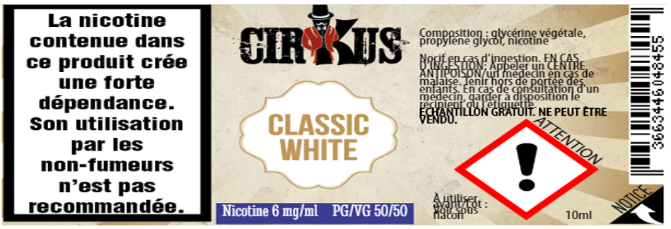 classic white 6