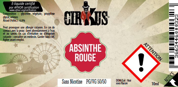 absinthe rouge 0