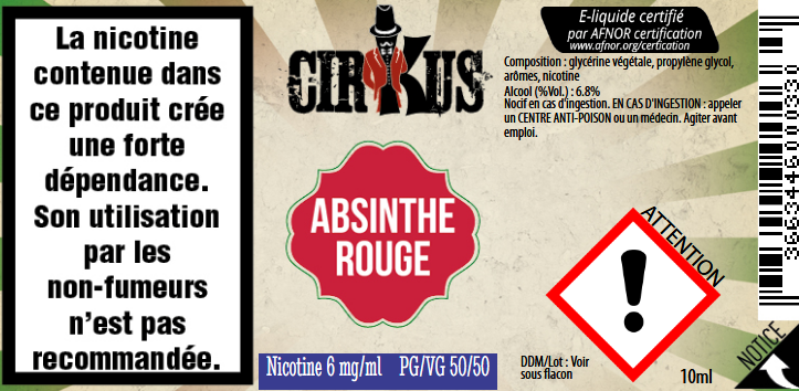 absinthe rouge 6