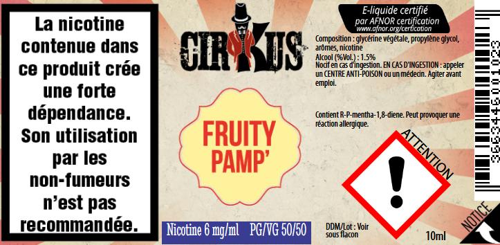 fruity pamp 6