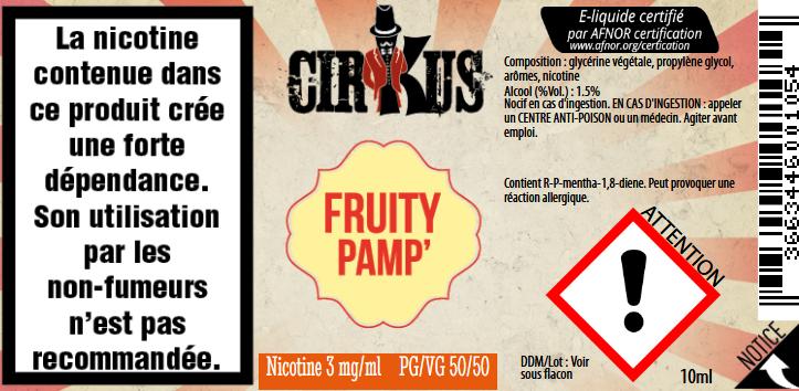fruity pamp 3