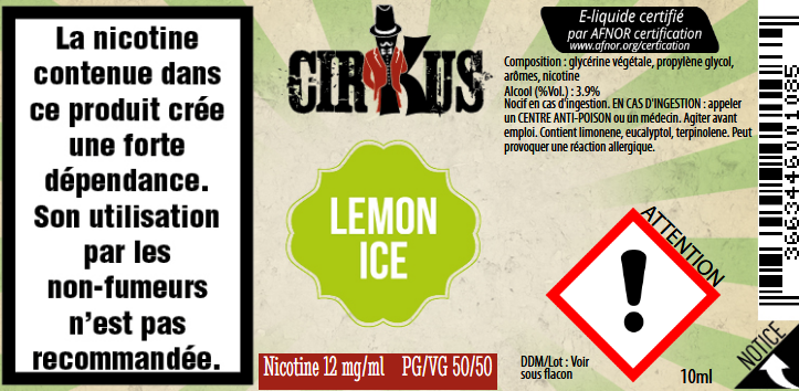 lemon ice 12
