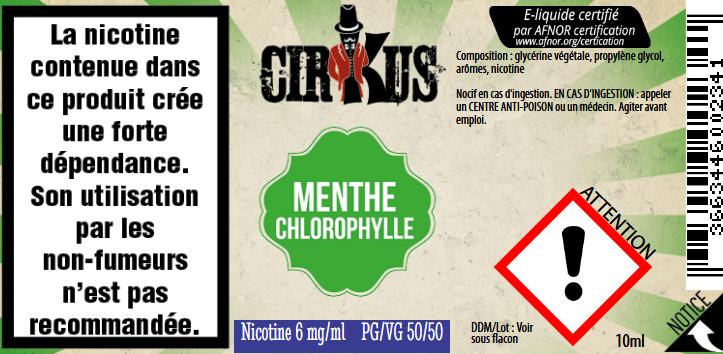 menthe chlorophylle 6