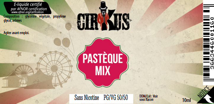 pasteque mix 0