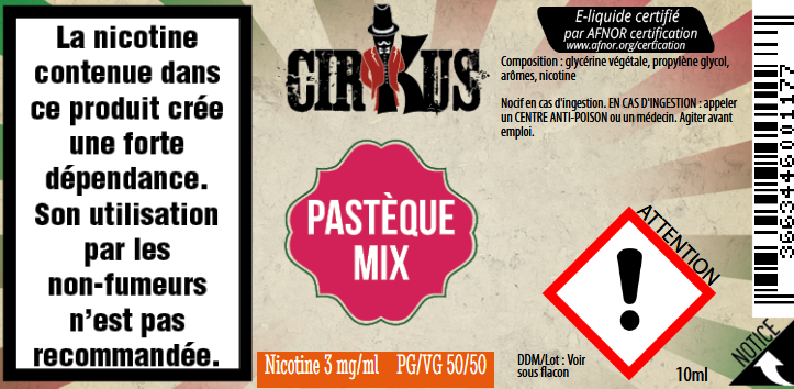 pasteque mix 3