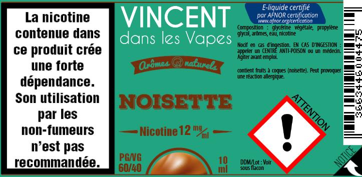 noisette 12
