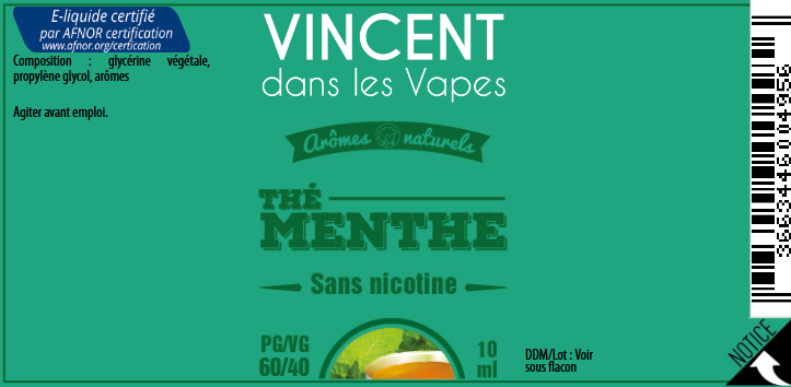 the menthe 0