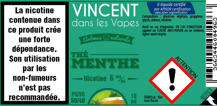 the menthe 6